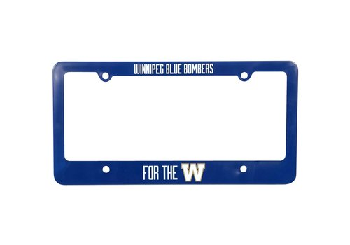 ESA Royal For The W Licence Plate Frame