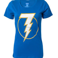 Lucky Lightning Bolt 7 Tee