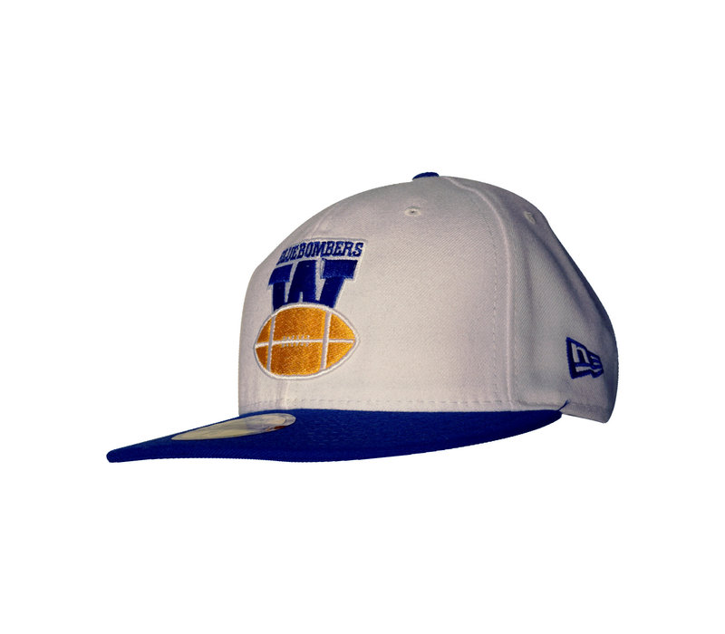 59Fifty Retro White