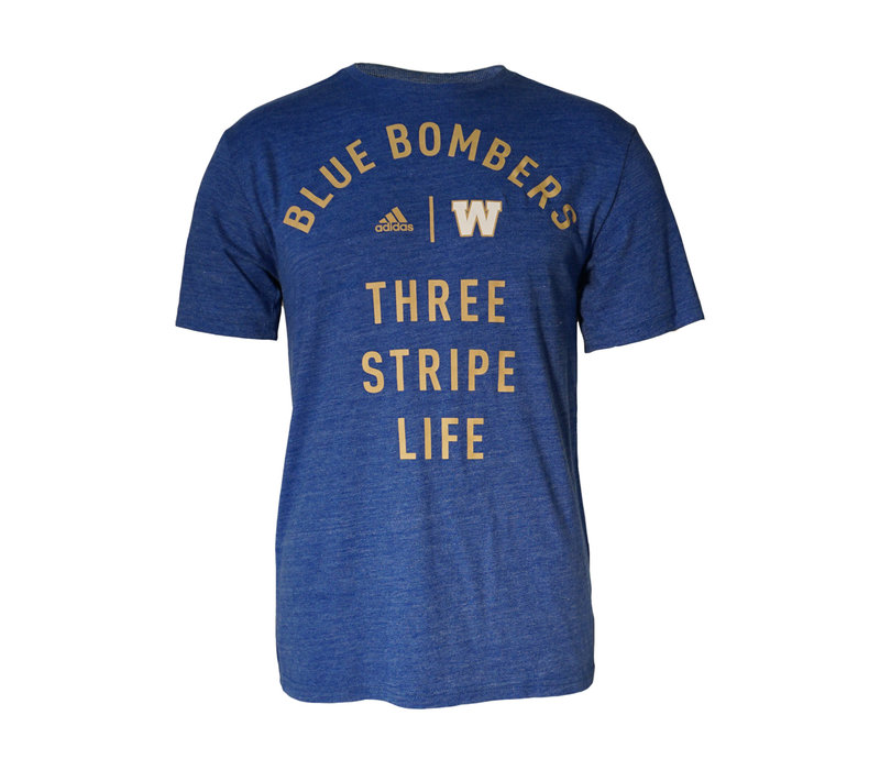 Three Stripe Lifestyle Tee