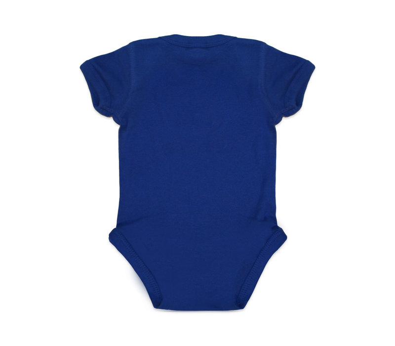 Go Bombers Royal One Piece Body Suit