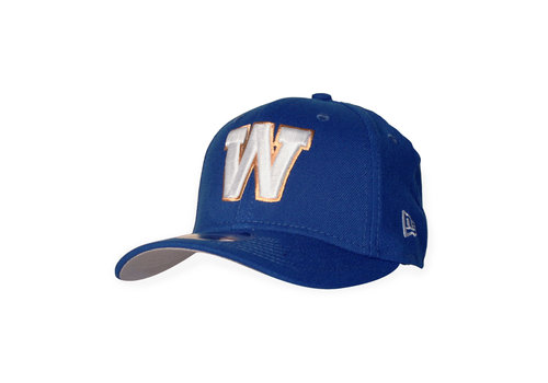 New Era 9Fifty Stretch Snap Royal 90th Season Cap