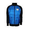 Blue Bombers Brand Blue/Black Primary Warm up Jacket