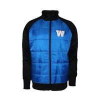 Blue/Black Primary Warm up Jacket