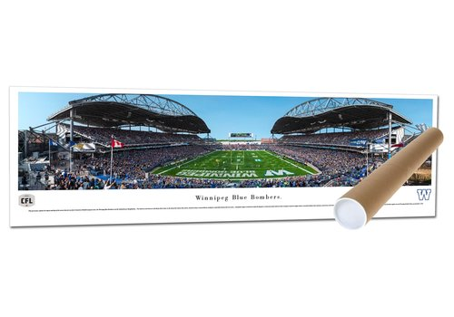 Frameworth Panorama Banjo Bowl Print 2017