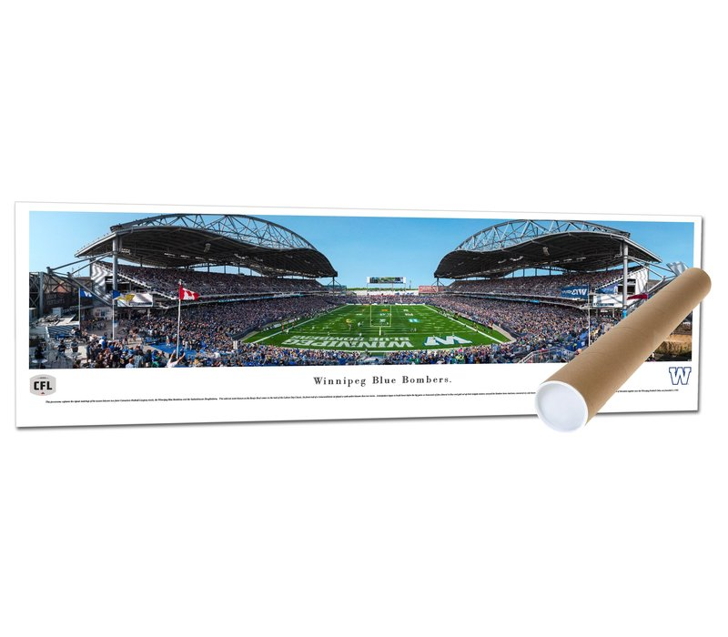 Panorama Banjo Bowl Print 2017