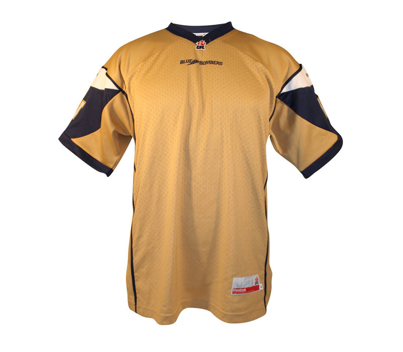 Reebok Men's Gold Away Jersey