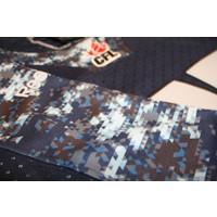 Reebok Ladies Navy Camo Jersey