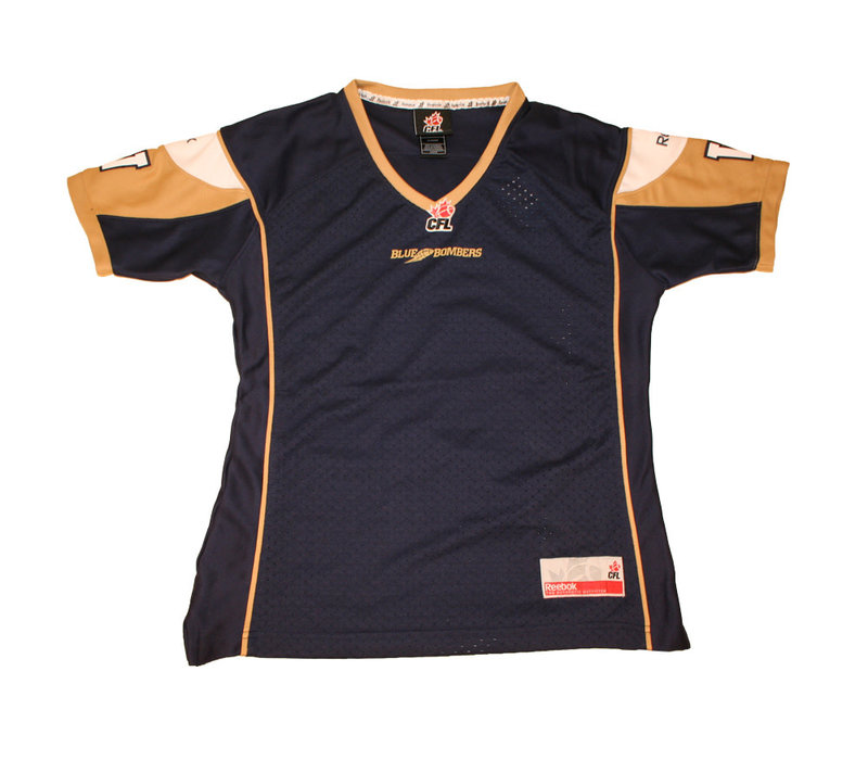 Reebok Men's Navy Jersey - Small