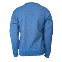 Blue - Royal Circle Grey Cup Crewneck