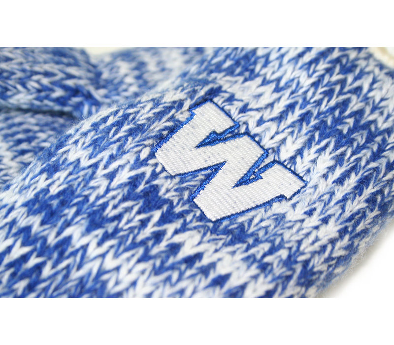 Women's Blue Bombers Sherpa Lined Mitten