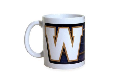 The Sports Vault 11 Oz Sublimated Coffee Mug