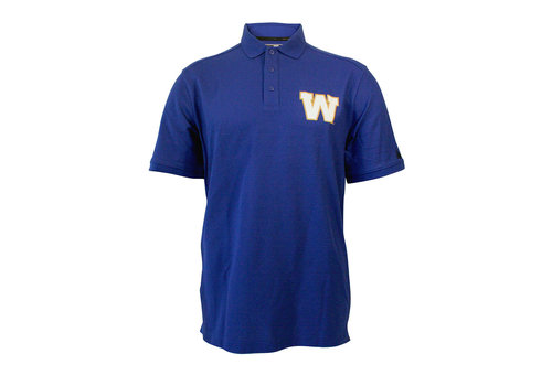 New Era Team SL W Logo Royal Polo
