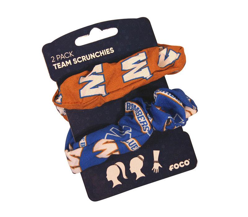 2-Pack Team Scrunchies