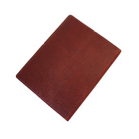 Football Leather Folder with Note Pad