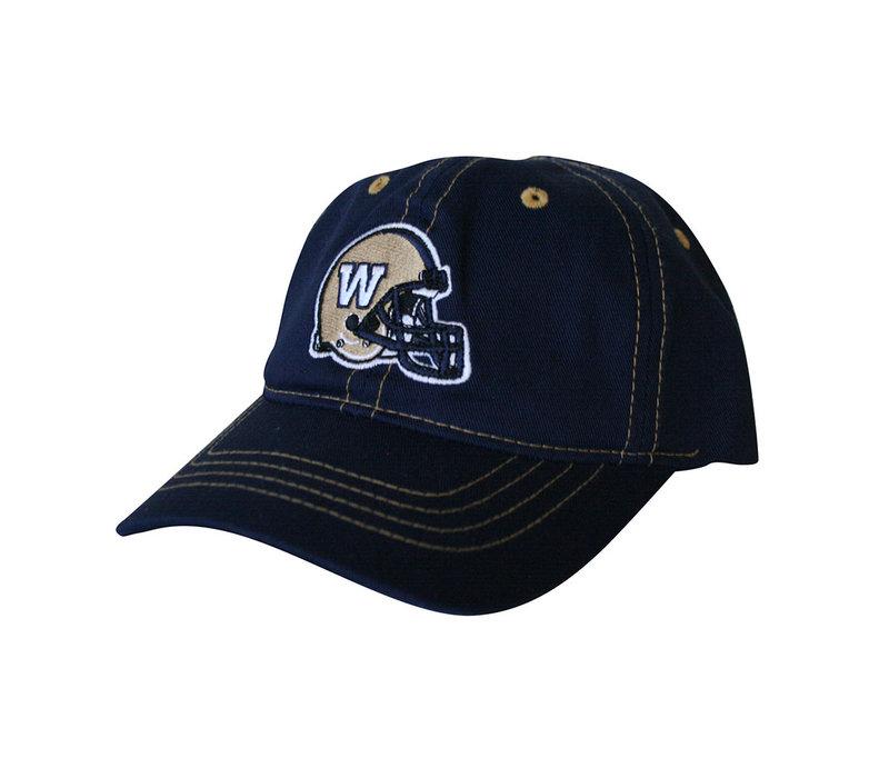 Toddler Helmet Logo Hat