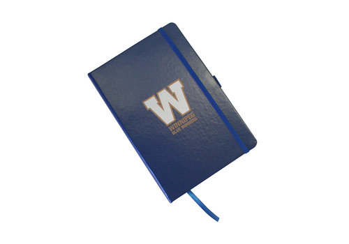 Winnipeg Football Club Blue Bombers Notebook