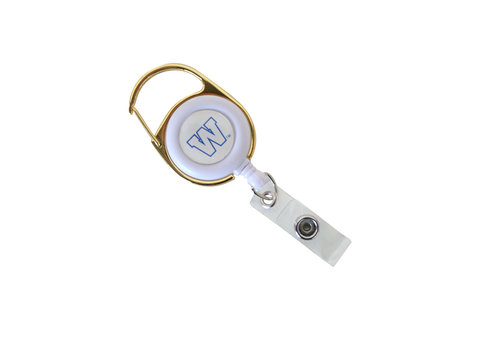 Jian Primary W Logo Badge Reel