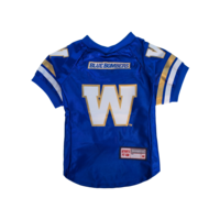 Blue Bombers Pet Jersey