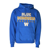 Royal Blue Bombers PO Hoodie
