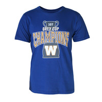 107th Grey Cup Champions Tee