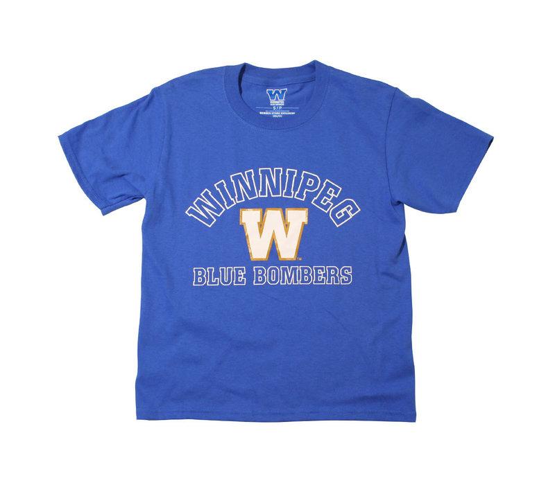 Arch Winnipeg Blue Bombers Tee