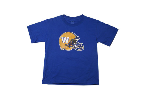 ESA Youth Helmet Logo Royal Tee