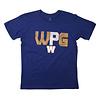 Bulletin Youth Wavy WPG W Logo Tee
