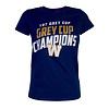 Bulletin Women's Grey Cup Champions Tee