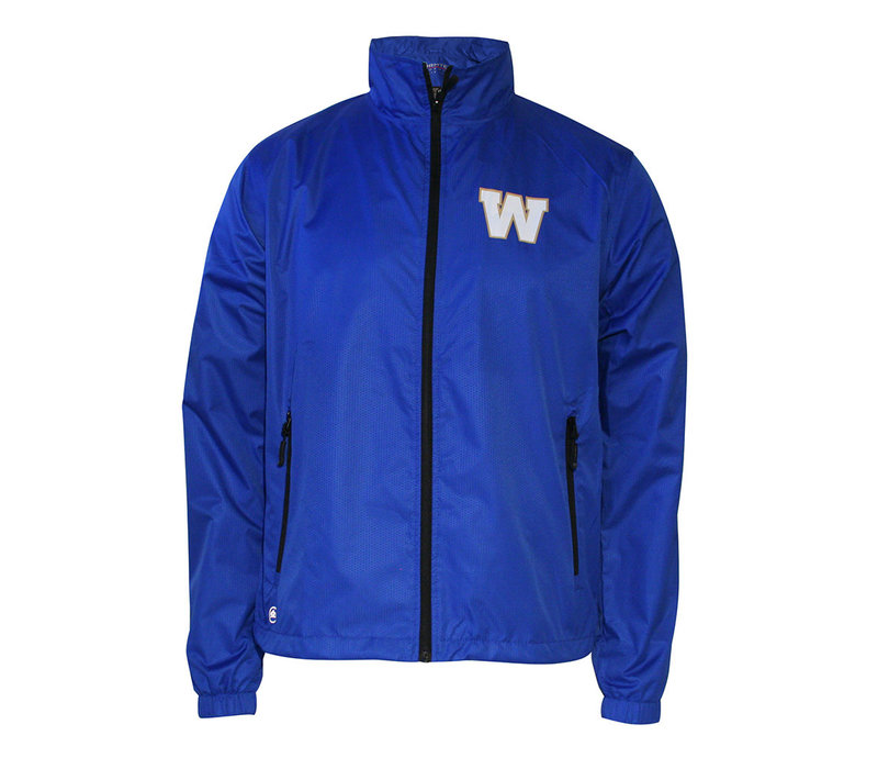 Stormtech Royal Windbreaker