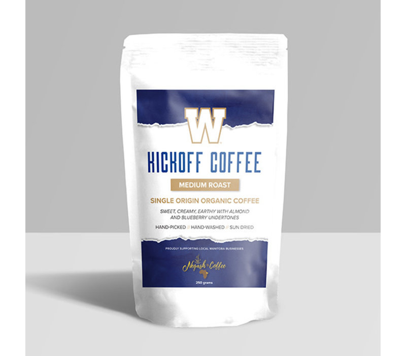 Kickoff Coffee: Ground