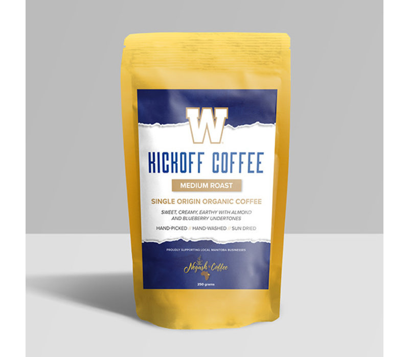 Kickoff Coffee: Whole Bean