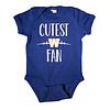 Winnipeg Football Club Cutest Fan Royal Baby Onesie