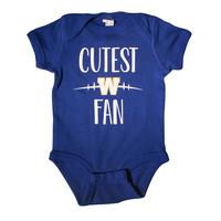 Cutest Fan Royal Baby Onesie