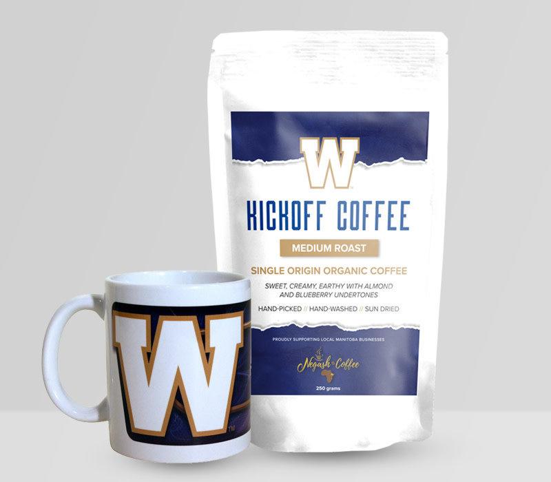 Ground Coffee & Mug Gift Set