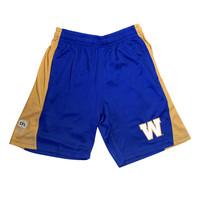 2021 Sideline Royal/Gold Shorts