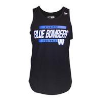 Men's New Era Blue Bomber Tank