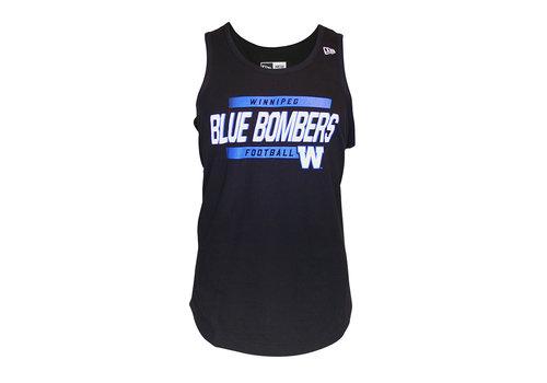 New Era Men's New Era Blue Bomber Tank