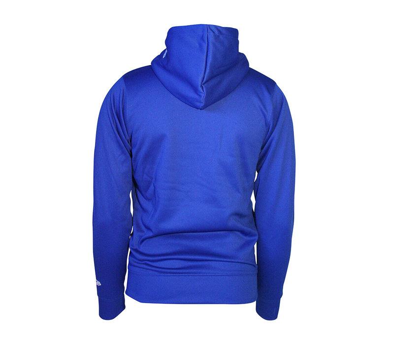 Mens Poly F/U Colorback Hood