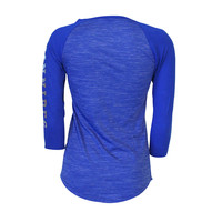 Ladies Lace up Long Sleeve