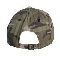 Zephyr Camo Maverick Primary W Hat