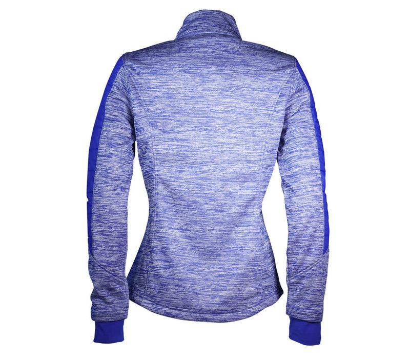 Womens Blue Bombers W Sapphire Jacket