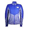 Levelwear Womens Blue Bombers W Sapphire Jacket