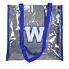 Winnipeg Football Club Clear Plastic Reusable Bag