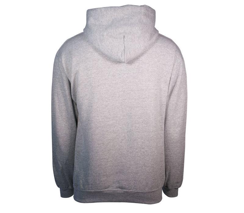 Grey Primary W PO Hoodie