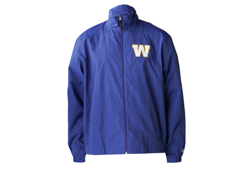 New Era Sideline Royal Full Zip Jacket