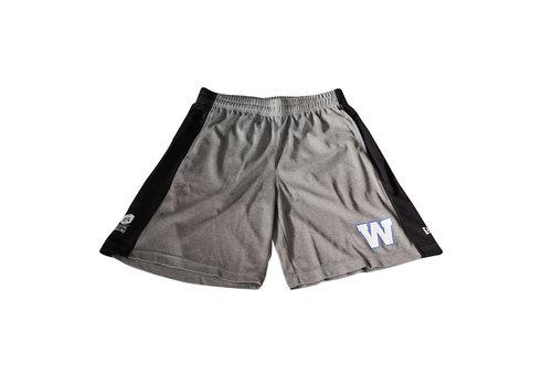 New Era Sideline Grey W Shorts