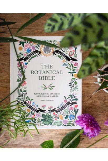 The Botanical Bible - Sonya Patel Ellis
