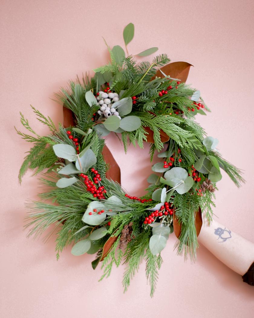Holiday Wreath-1