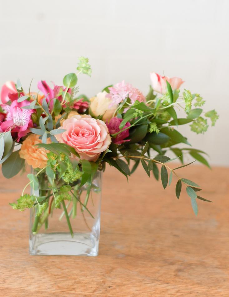 Seasonal Vase Arrangement - Medium-2